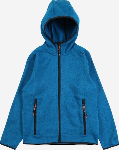 Jachetă  fleece funcțională CMP pe albastru deschis, Vizualizare produs