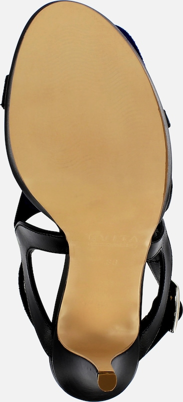 EVITA Damen Sandalette Sandalette Damen Verschleißfeste billige Schuhe 8177b5