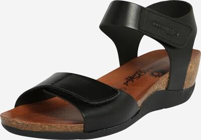 COSMOS COMFORT Sandali | črna barva, Prikaz izdelka