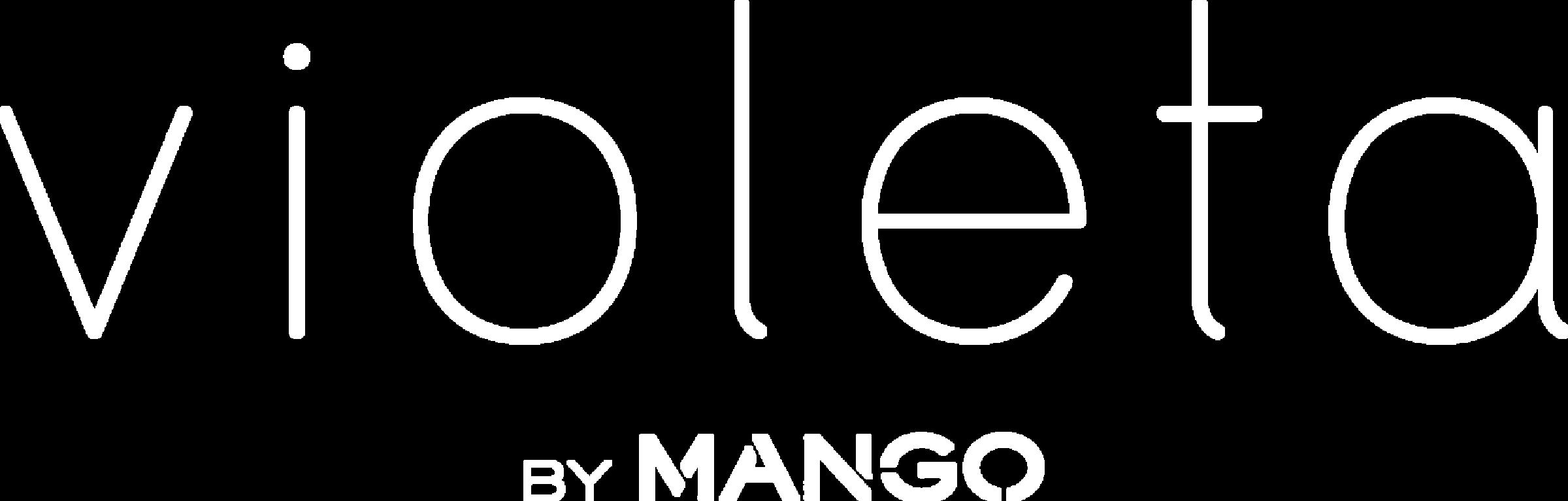 Violeta by Mango Logo