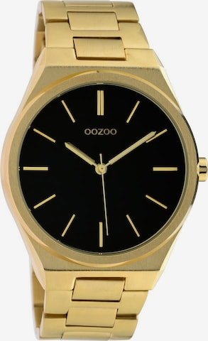 OOZOO Uhr 'C10337' in Gold