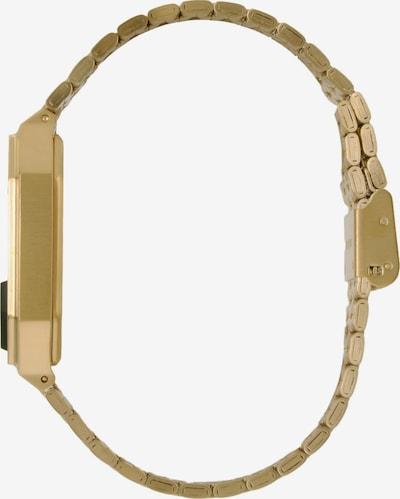 Nixon Armbanduhr 'Re-Run' in gold / schwarz: Seitenansicht