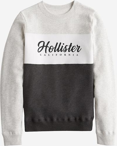 Megztinis be užsegimo iš HOLLISTER , spalva - margai pilka / juoda / balta, Prekių apžvalga