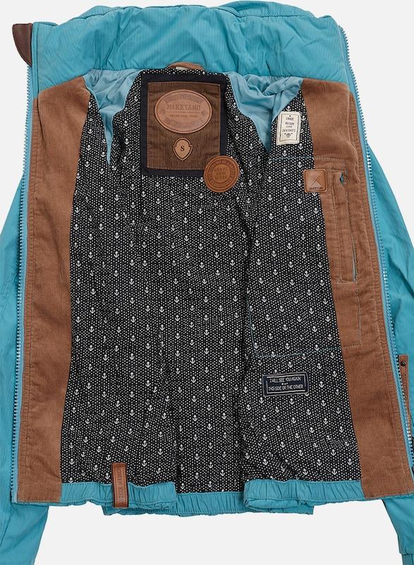 naketano Jacket 'Klatschen Und So'