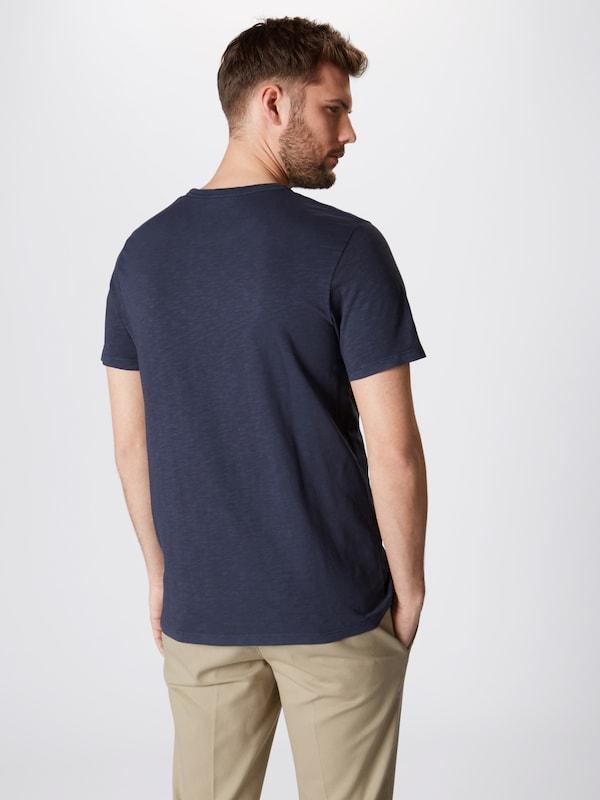 T Noos' En shirt Jackamp; 'noosJprchicago Bleu BluTee Marine Neck Jones Ss Crew wOv8Nn0m