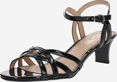 ESPRIT Sandały z rzemykami 'Birkin' w kolorze czarnym, Podgląd produktu