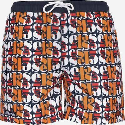ELLESSE Boardshorts ' Lecce ' en mélange de couleurs, Vue avec produit