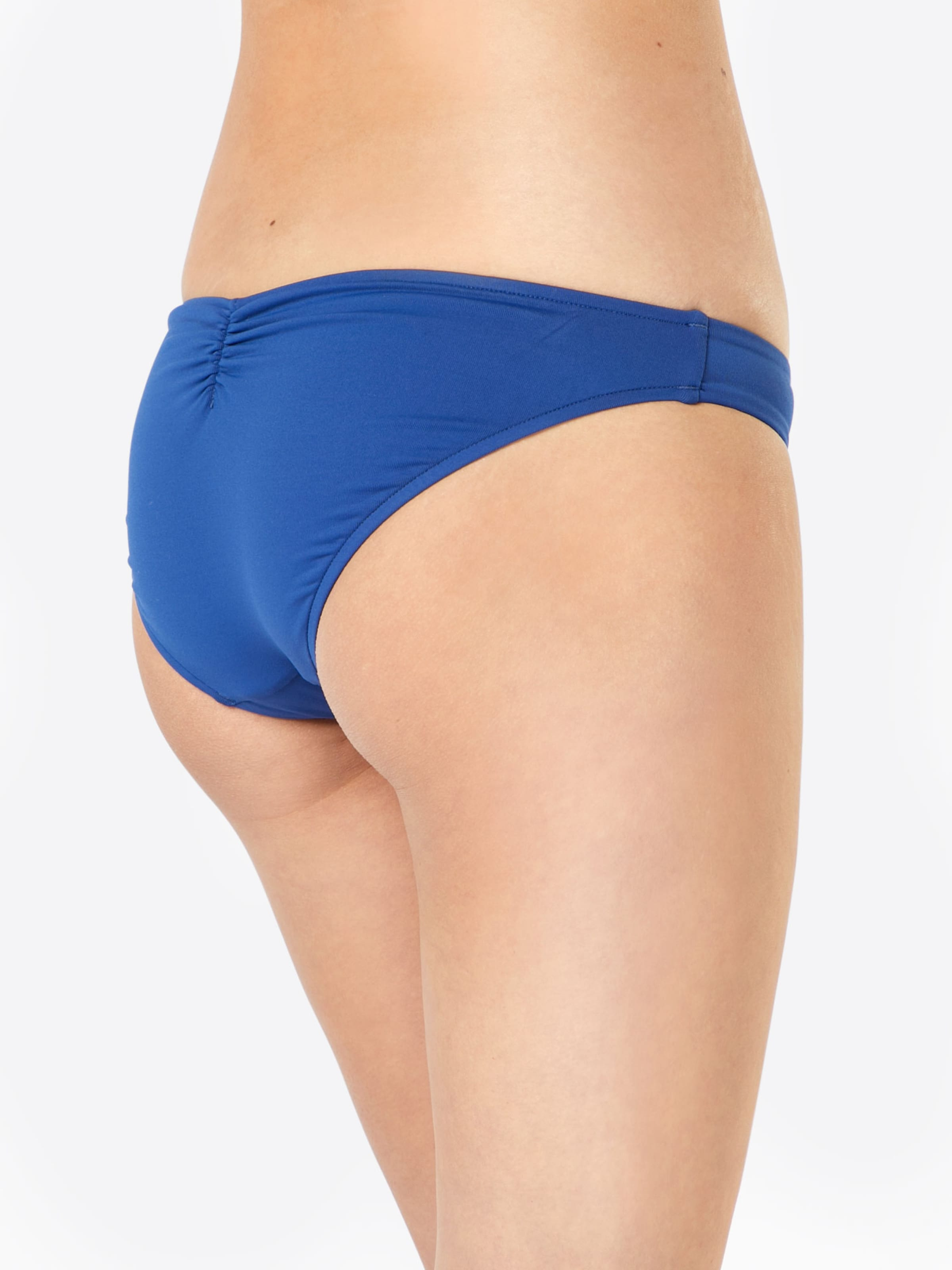 Seafolly Hipster' Bikinihose In 'mini Royalblau xCBode