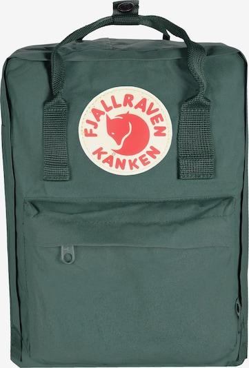 Fjällräven Rucksack in dunkelgrün, Produktansicht