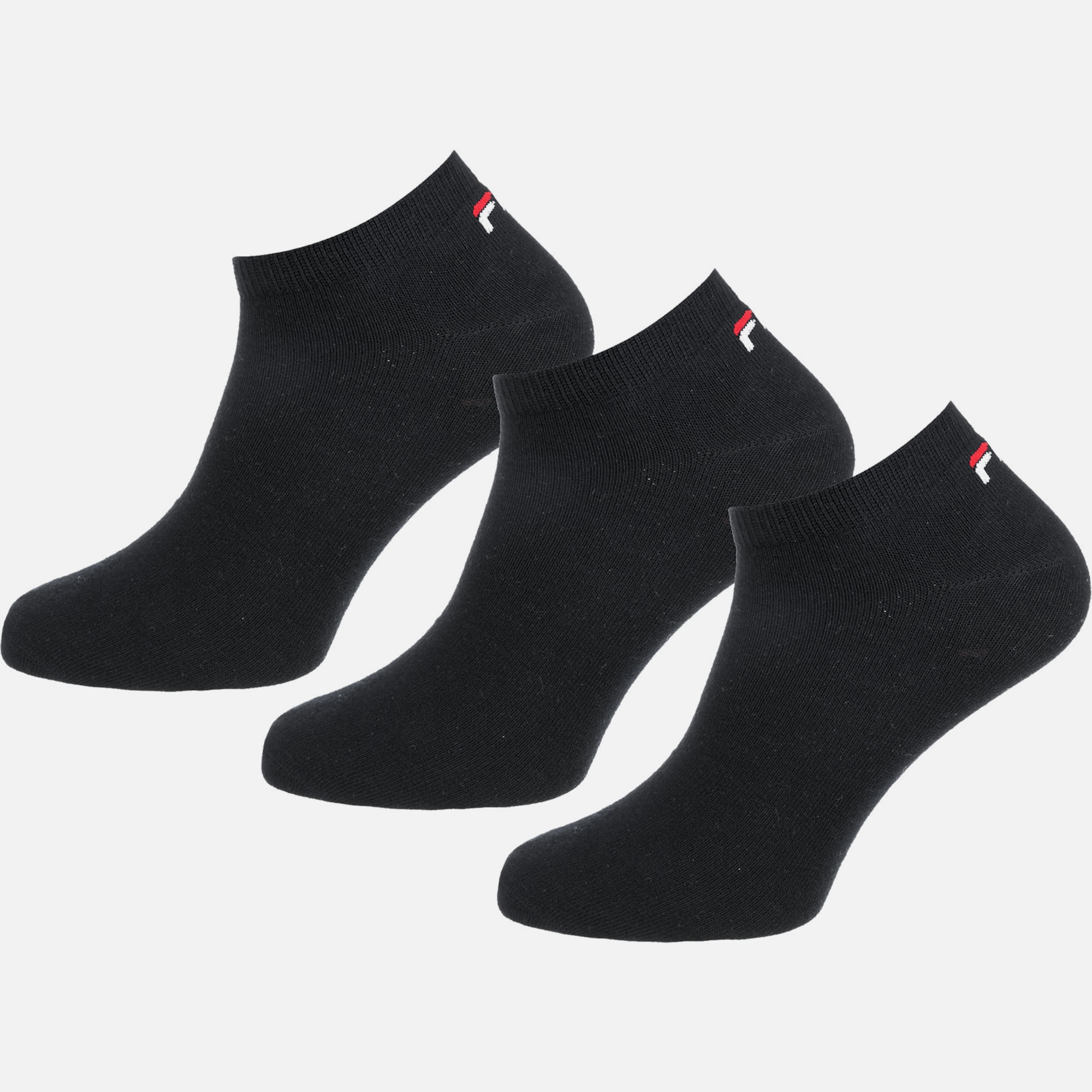 fila sneaker socken 3 paar in schwarz about you. Black Bedroom Furniture Sets. Home Design Ideas