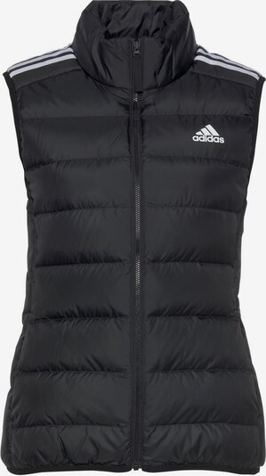 ADIDAS PERFORMANCE Sports Vest in Black, Item view