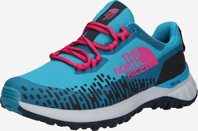 THE NORTH FACE Schuhe 'Ultra Traction Futurelight' in blau / hellblau / dunkelpink, Produktansicht