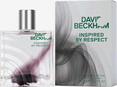 David Beckham After Shave Lotion 'Inspired by Respect' in grau, Produktansicht