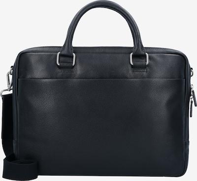 LEONHARD HEYDEN Aktentasche 'Berlin' 39 cm in schwarz, Produktansicht