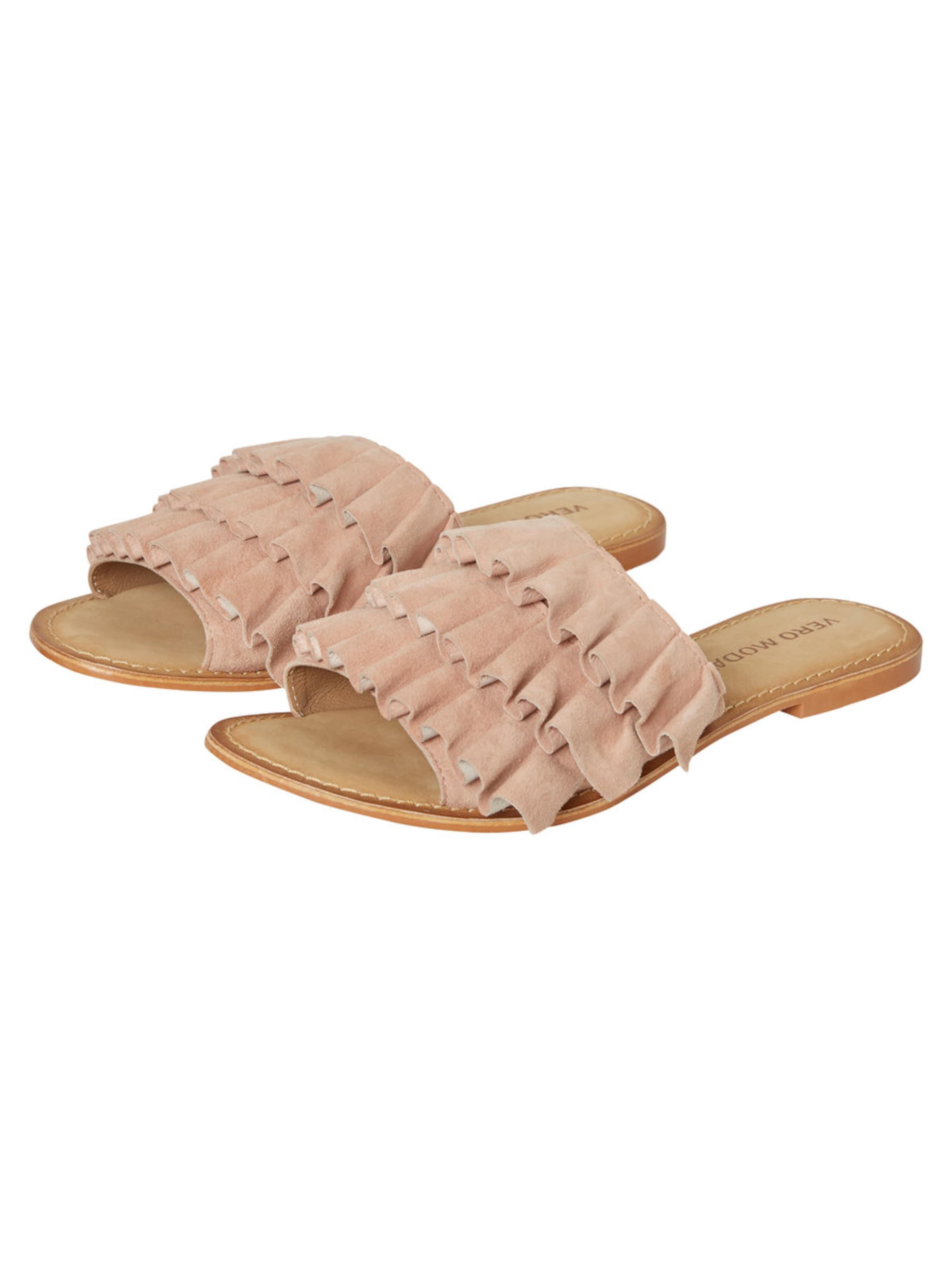 VERO MODA Wildleder Sandalen Kostengünstig Angebote Online-Verkauf Verkauf Manchester Neu NbsFf1uk