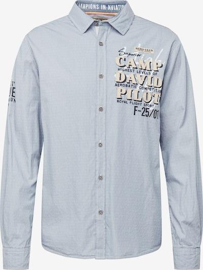 CAMP DAVID Košeľa - modré, Produkt