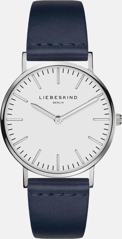 Liebeskind Berlin Quarzuhr 'LS-0007-LQB' (Set, 2 tlg.)