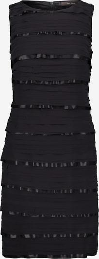 Vera Mont Cocktailkleid mit Stufen in schwarz, Produktansicht