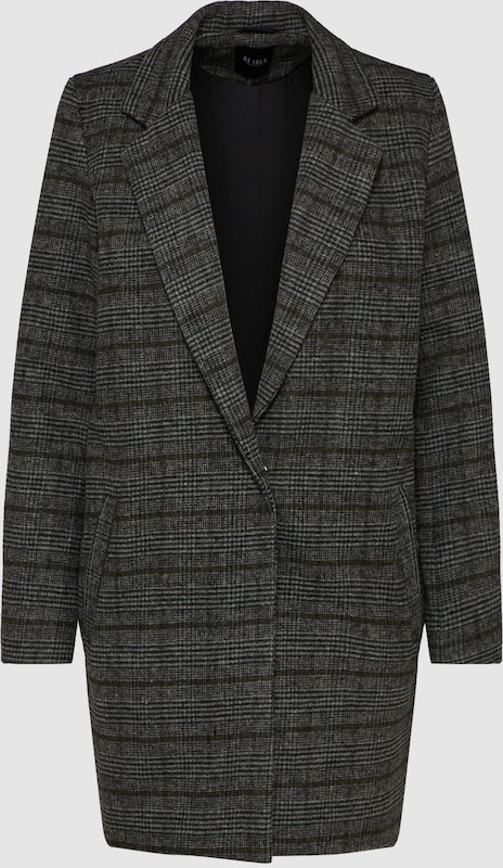 Desires Mantel 'Ravna' in grau   schwarz  Neue Kleidung in dieser Saison