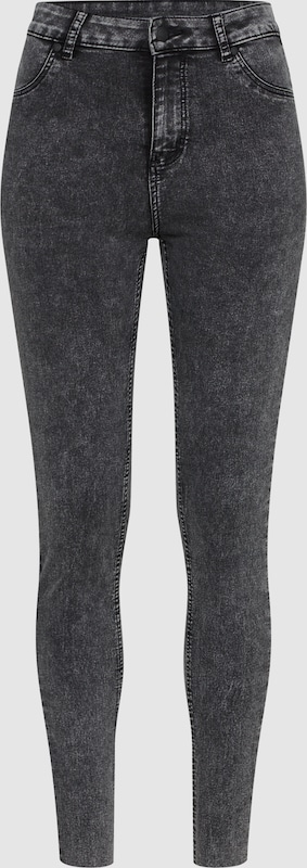 CHEAP MONDAY Acid Washed Washed Washed Jeans in grau denim  Neu in diesem Quartal 925e36