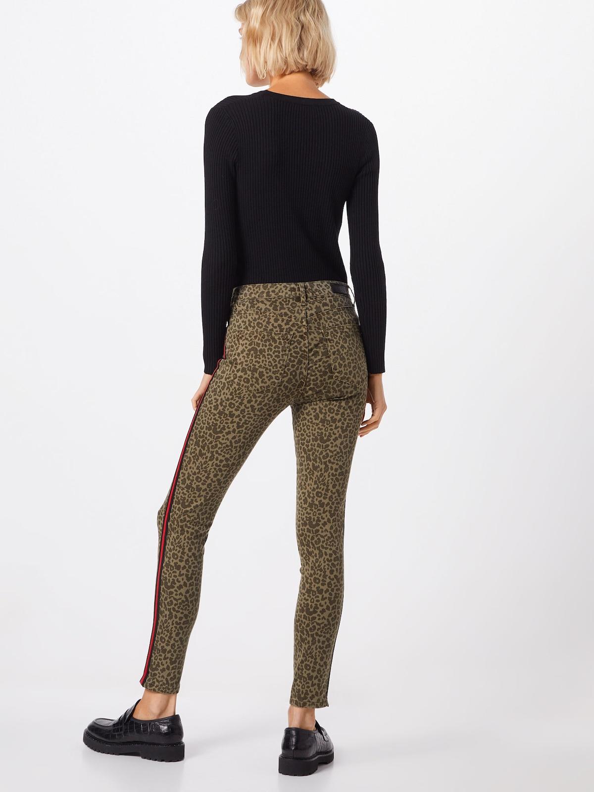 Beliebt Frauen Bekleidung LTB Jeans 'TANYA X' in grün Zum Verkauf