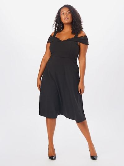 Guido Maria Kretschmer Curvy Collection Kleid 'Elisa' in schwarz, Modelansicht