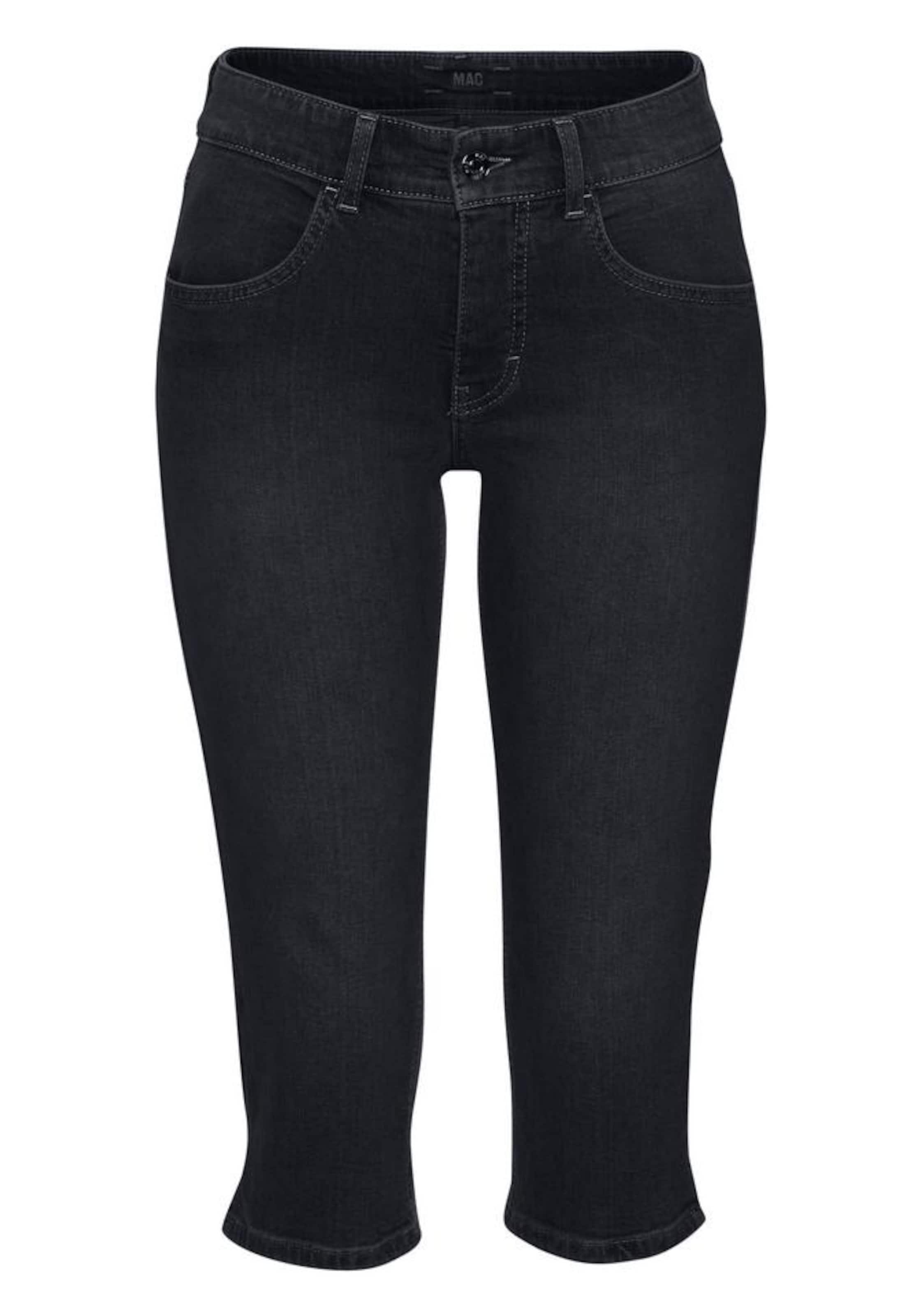 Mac In Jeans Clean' 'capri Schwarz rdCtsQxh
