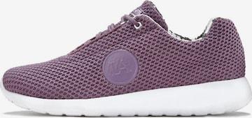 LASCANA Sneakers in Purple