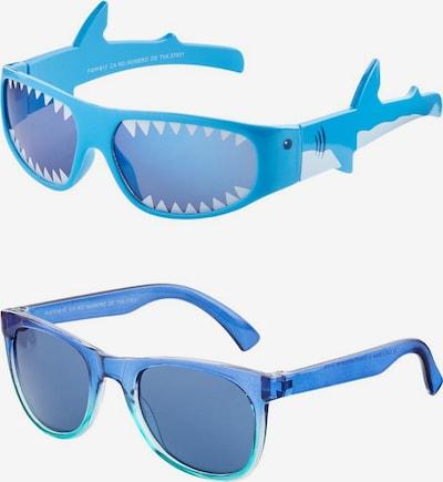 NAME IT Zonnebril in de kleur Blauw, Productweergave