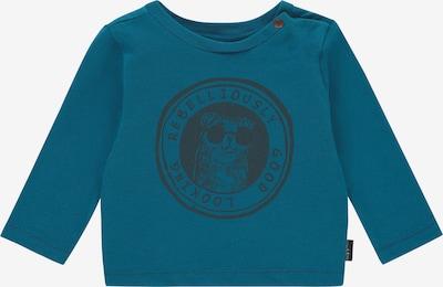Noppies Shirt 'Agawam' in de kleur Hemelsblauw / Zwart: Vooraanzicht