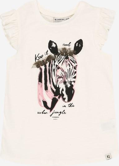 GARCIA Shirt in naturweiß, Produktansicht