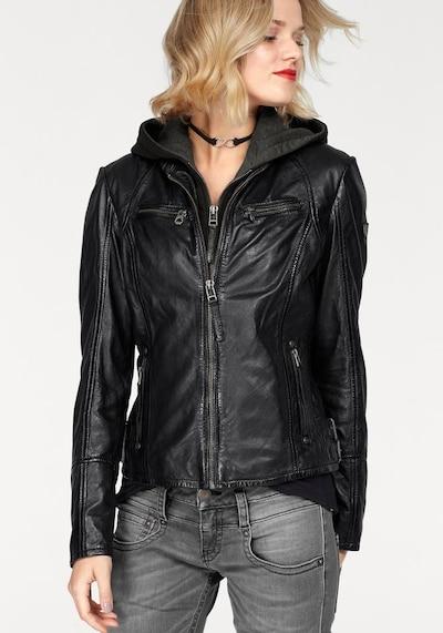 Gipsy Prijelazna jakna 'Nola' u crna, Prikaz modela