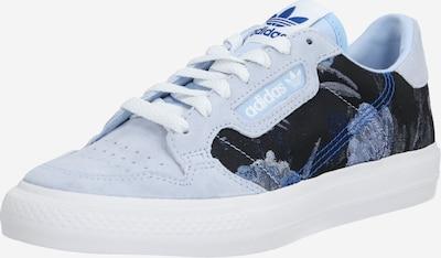 kék / világoskék / fehér ADIDAS ORIGINALS Rövid szárú edzőcipők, Termék nézet