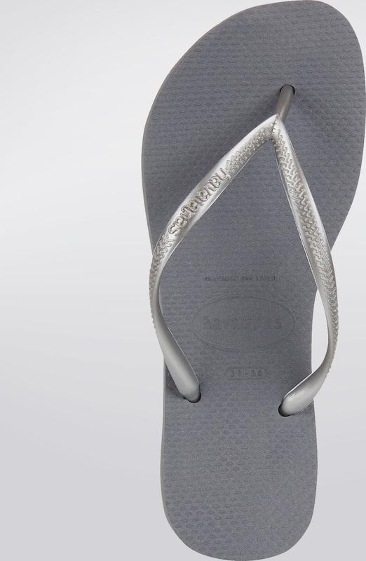 HAVAIANAS Zehensandale Slim Verschleißfeste billige Schuhe