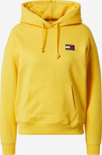Tommy Jeans Hoodie in gelb, Produktansicht