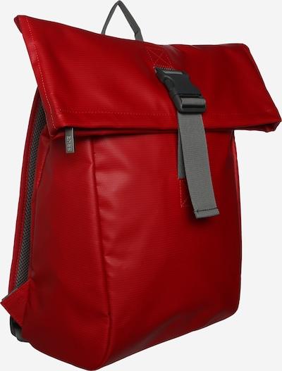 BREE Rucksack 'Punch 92' in rot, Produktansicht