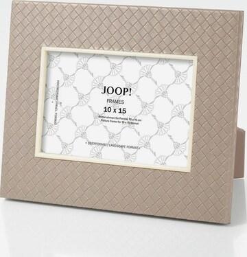 JOOP! Picture Frame 'HOMELINE' in Beige