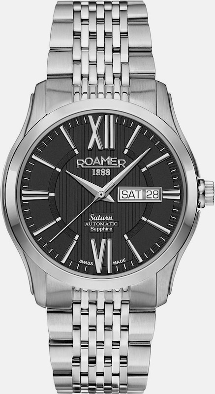Roamer Automatikuhr 'SATURN II GENTS, 960637 41 53 90'