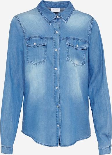 VILA Bluza 'VIBISTA' | modra barva, Prikaz izdelka