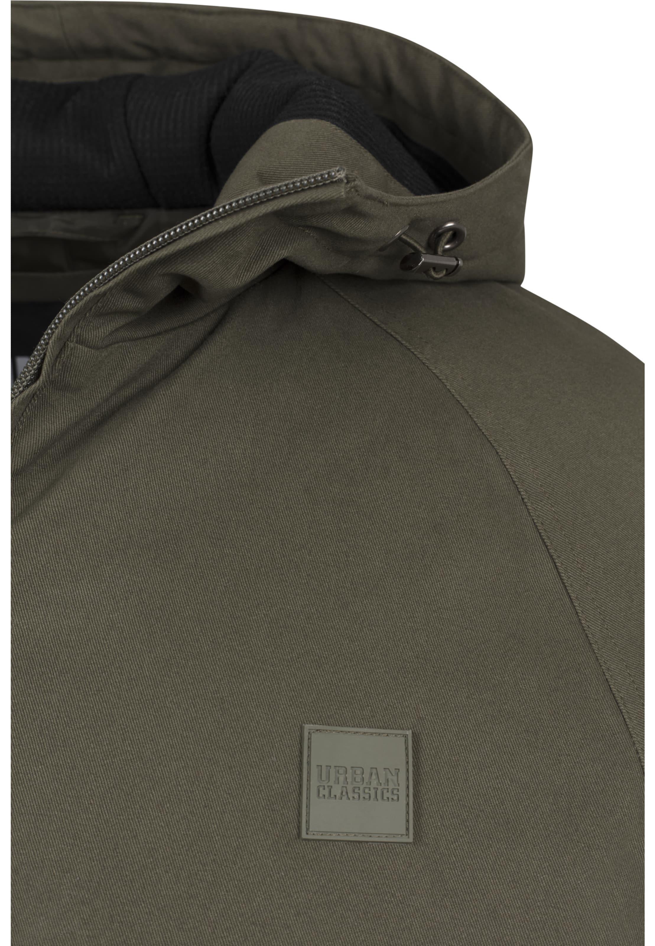 Urban Jacket Hooded Classics In Oliv A5qj34LR