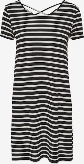 ONLY Robe 'ONLBERA' en noir / blanc, Vue avec produit