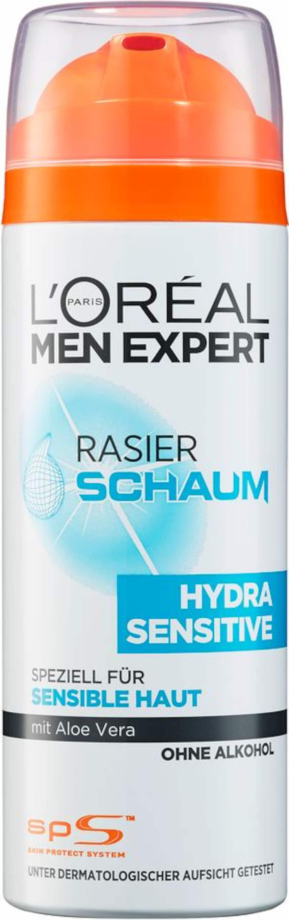 L'Oréal Paris men expert 'Hydra Sensitive Rasierschaum', Rasierschaum