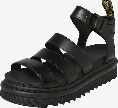 Dr. Martens Strap Sandals 'Chunky Blaire' in Black, Item view