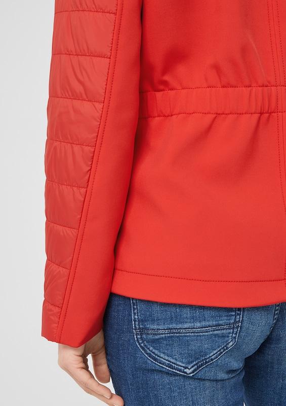 S.Oliver rot LABEL Jacke in Orangerot  Große Große Große Preissenkung 7abf21