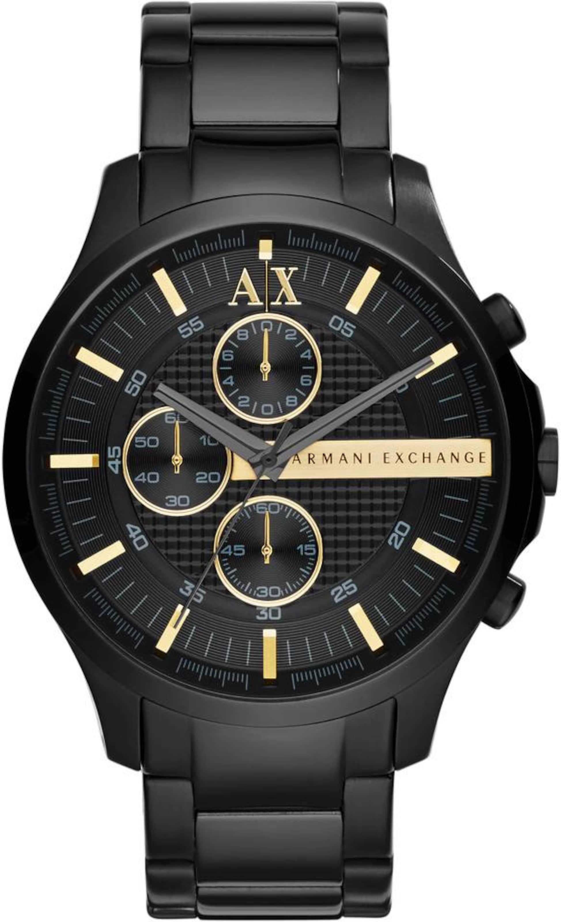 Begrenzt Neue Erkunden Verkauf Online ARMANI EXCHANGE Chronograph 'AX2164' Wg8m6K6FI