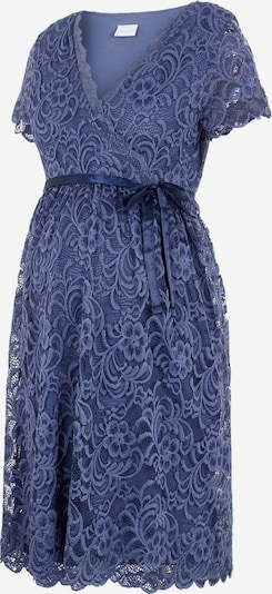 MAMALICIOUS Umstandskleid in blau, Produktansicht