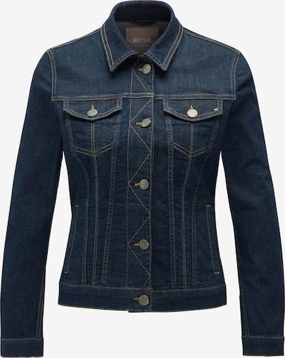 MUSTANG Jacke in dunkelblau: Frontalansicht