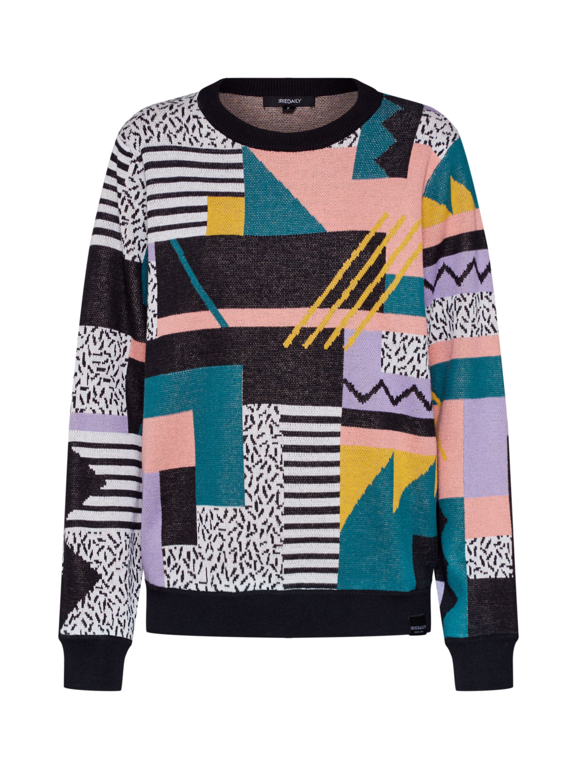 Iriedaily Pullover Knit' In Mischfarben 'rudy stCxhQrd
