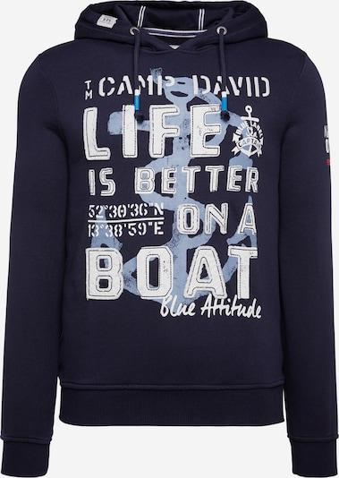 CAMP DAVID Bluzka sportowa w kolorze ciemny niebieskim, Podgląd produktu