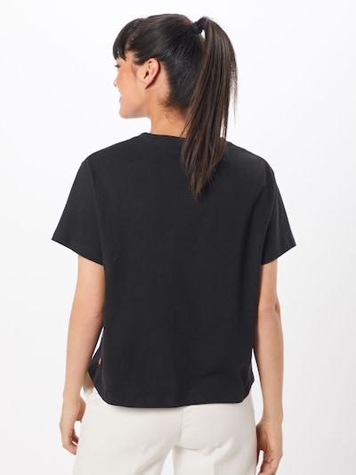 LEVI'S Shirt in schwarz: Rückansicht